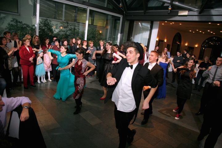 Plesne poduke za maturante