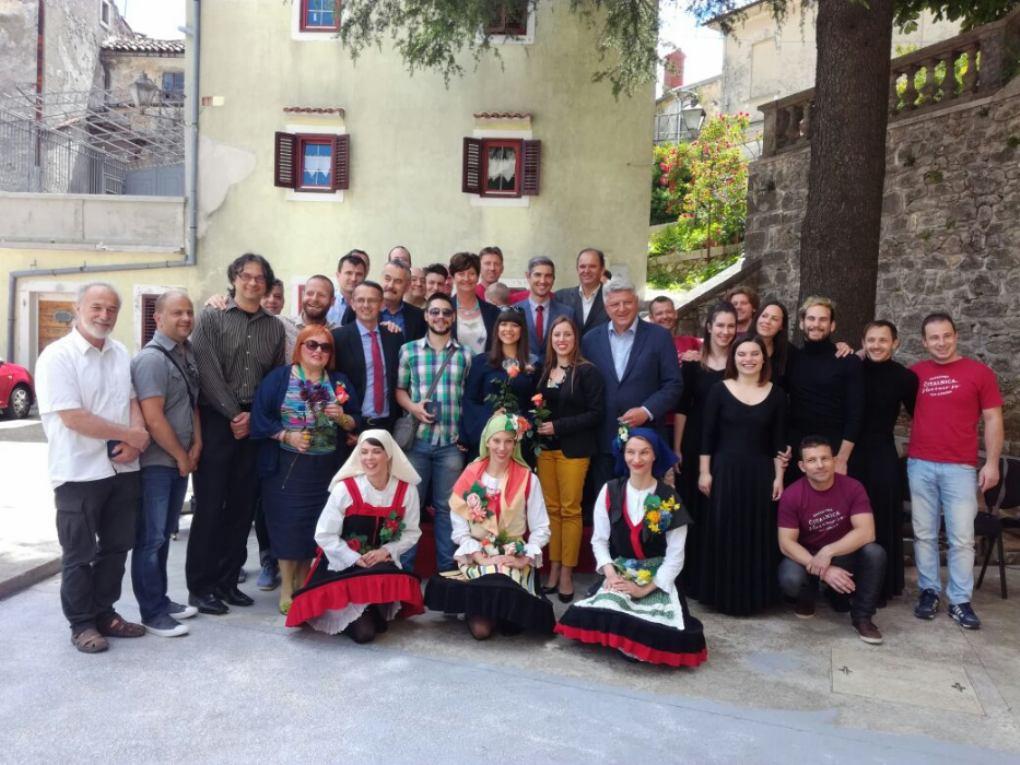 Dodjela nagrada iz fonda za unapređivanje kvalitete kulturnog stvaralaštva Primorsko-goranske županije za 2016. godinu