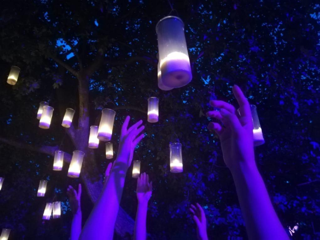 """Manifestacija """"5 000 svijeća na Gradini"""" otvorenje Ljeta na Gradini (6. srpnja 2019.)"""