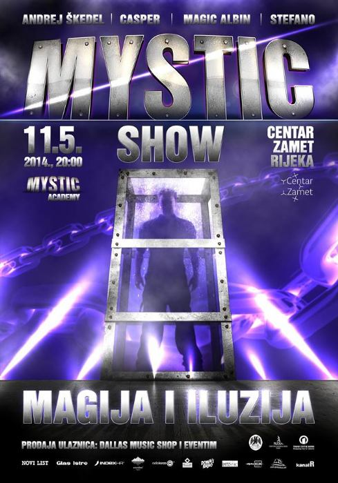Mystic show (svibanj, 2014.)