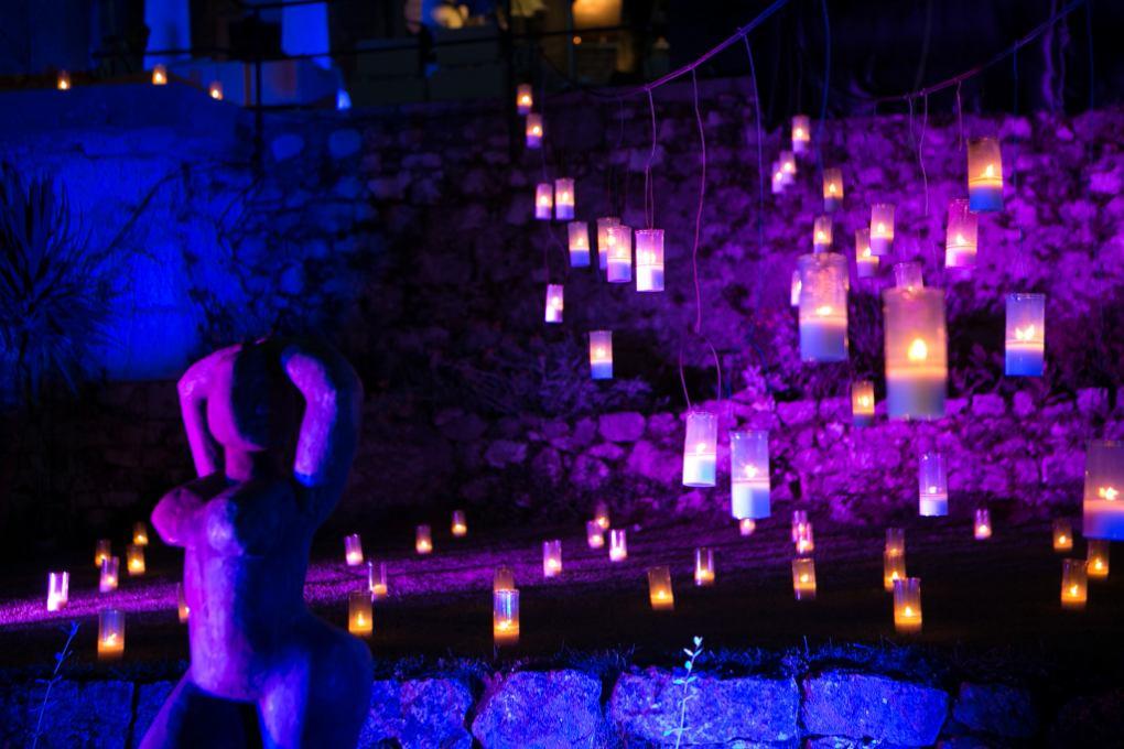 """Manifestacija """"3 000 svijeća na Gradini"""" svečano je otvorila Ljeto na Gradini (8. srpnja 2017.)"""