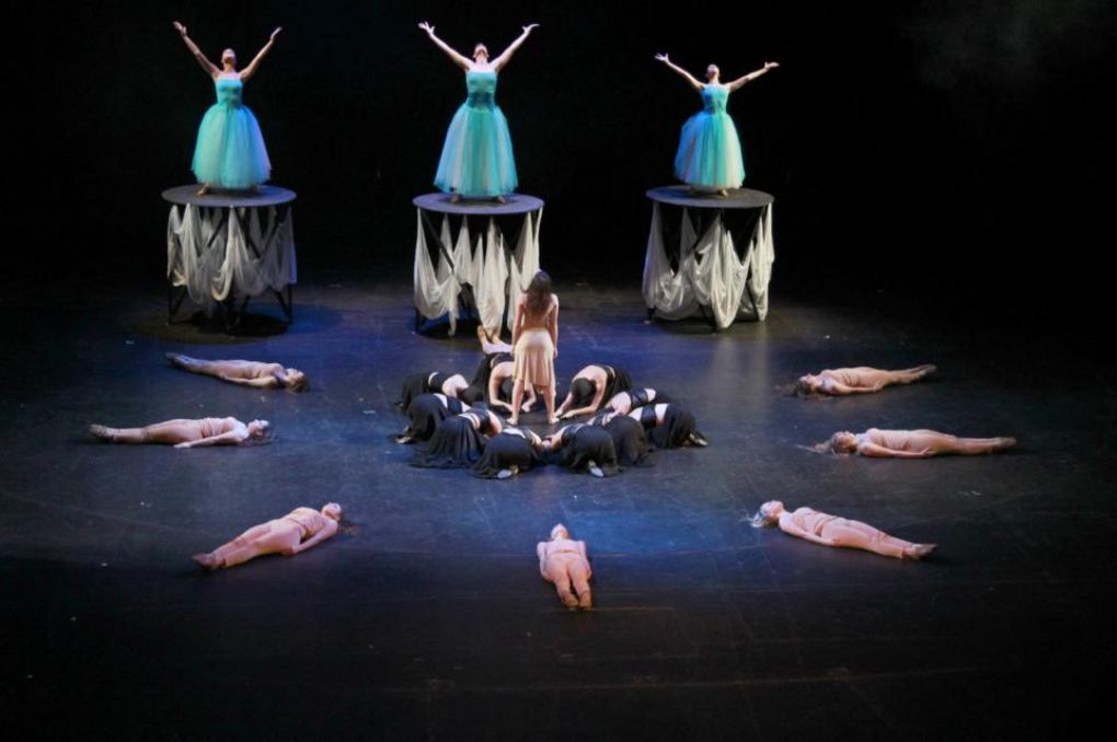 Ri DANCE u Hrvatskom narodnom kazalištu u Zagrebu (2012.)